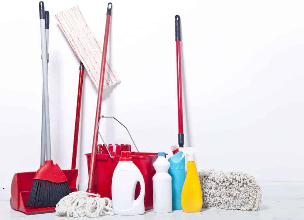Cleaning tools in computer definition