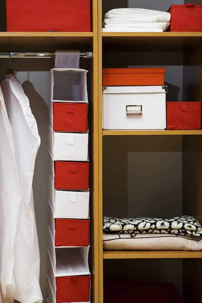How to Fit Everything You Own Into One Storage Closet - Organize, Organize, Organize