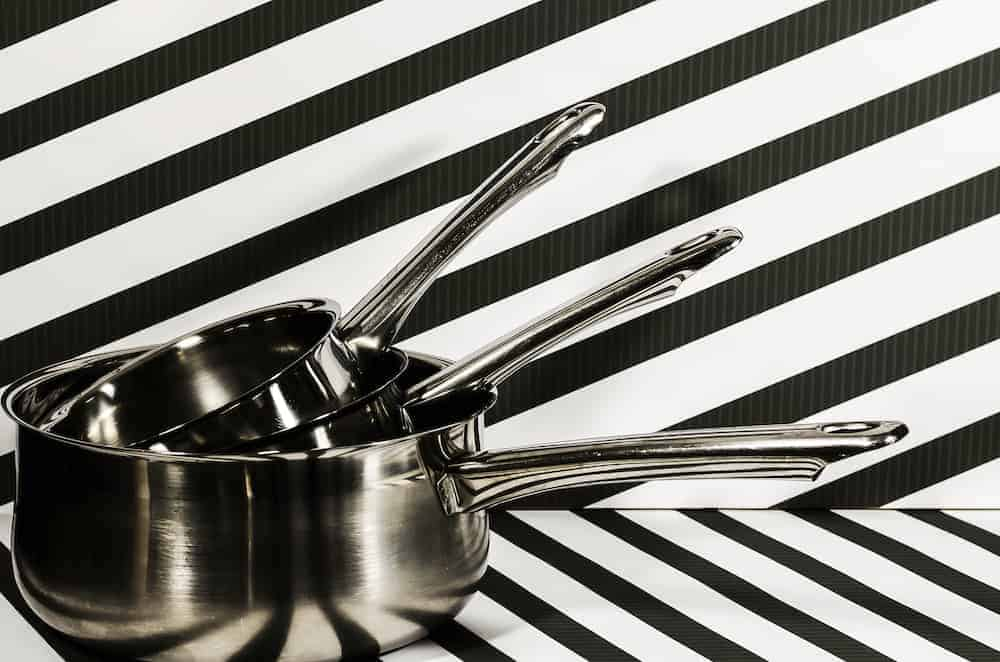 How to Take Care of Your High-Quality Pots and Pans - Cleaning Stainless Steel