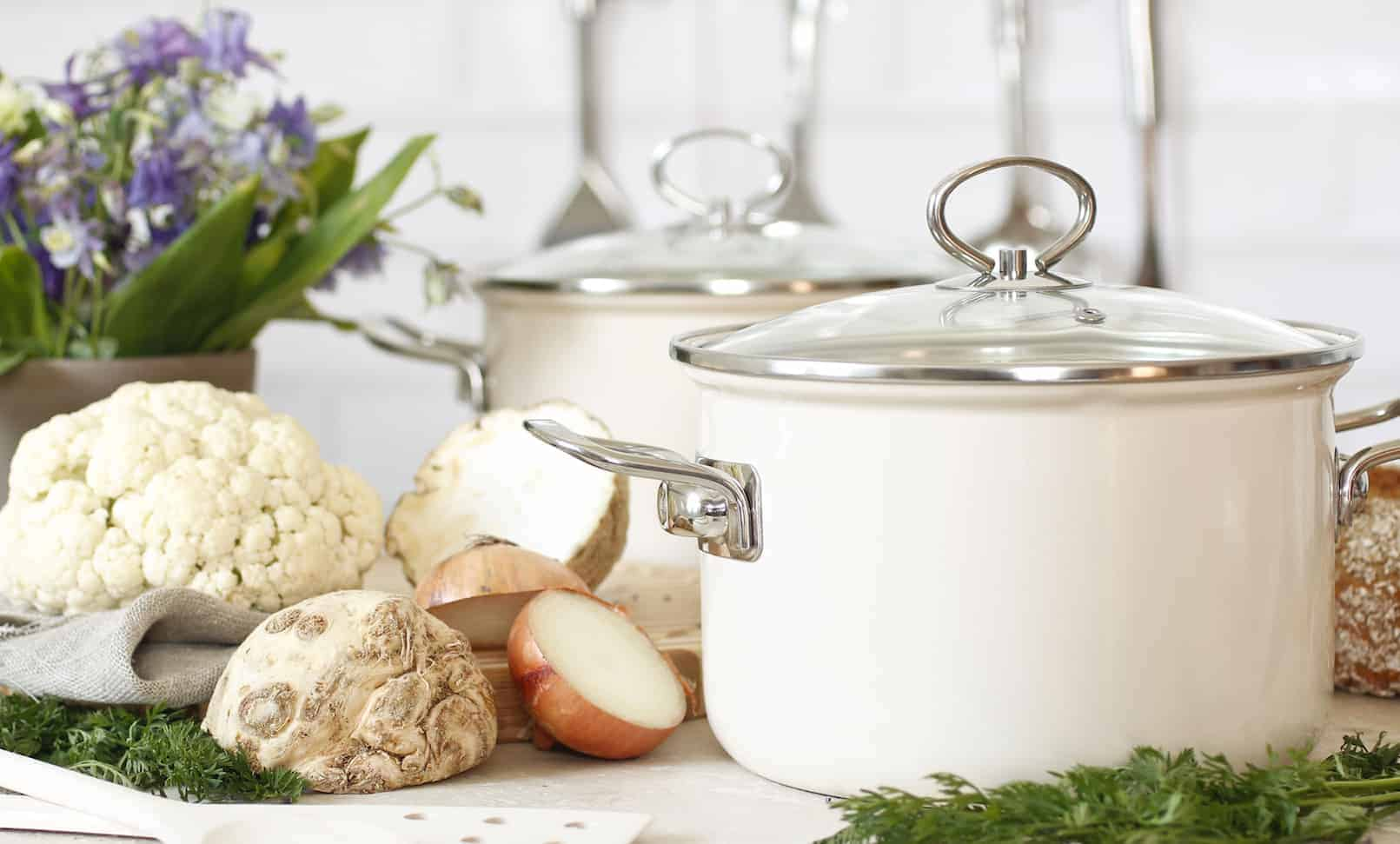 How to Take Care of Your High-Quality Pots and Pans - Consider Material Coated