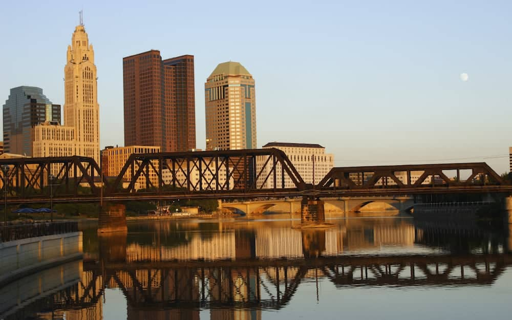 Neighborhoods and Apartments in Columbus Ohio - Downtown