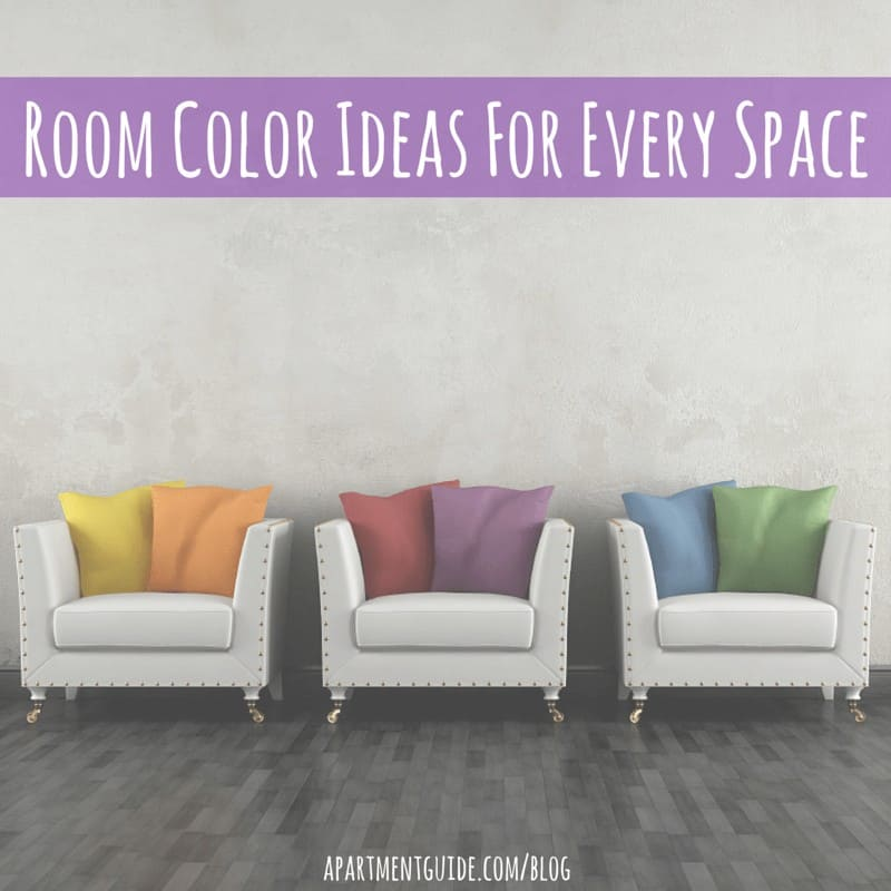 Room Color Ideas For Every Space | ApartmentGuide.com