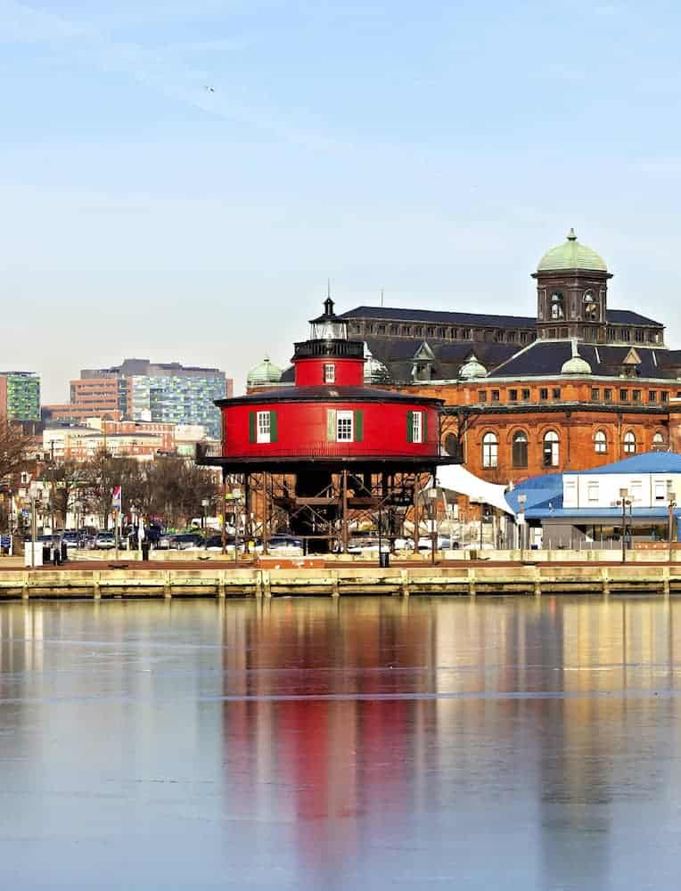 A Guide to Baltimore Neighborhoods - Harbor East