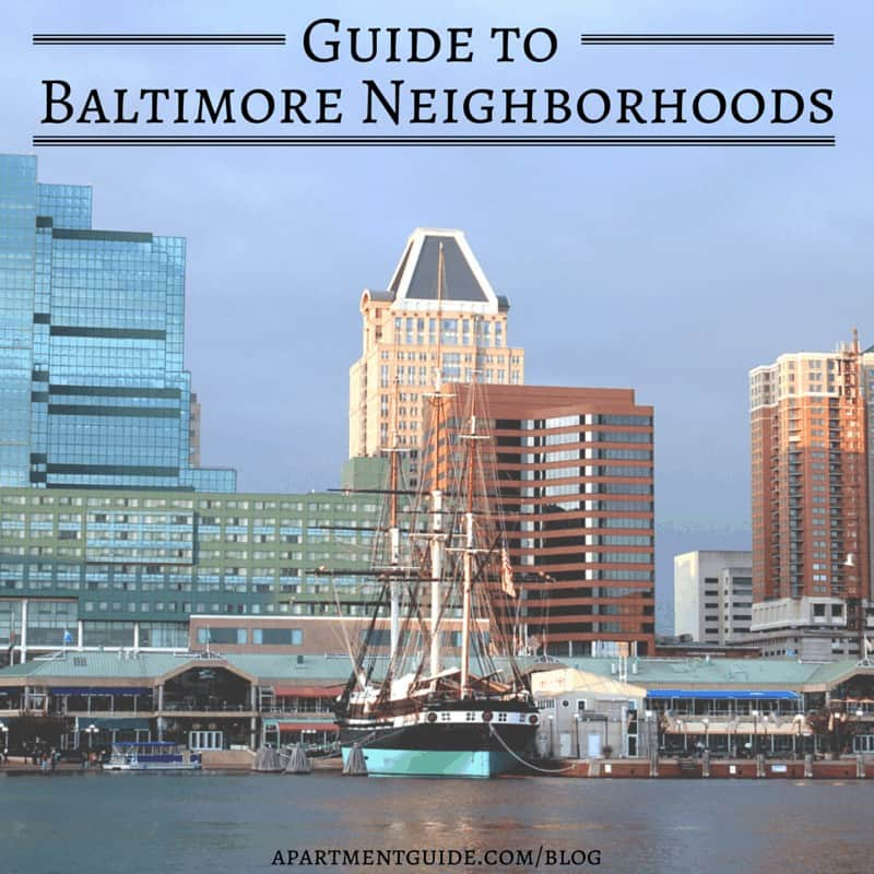 A Guide to Baltimore Neighborhoods