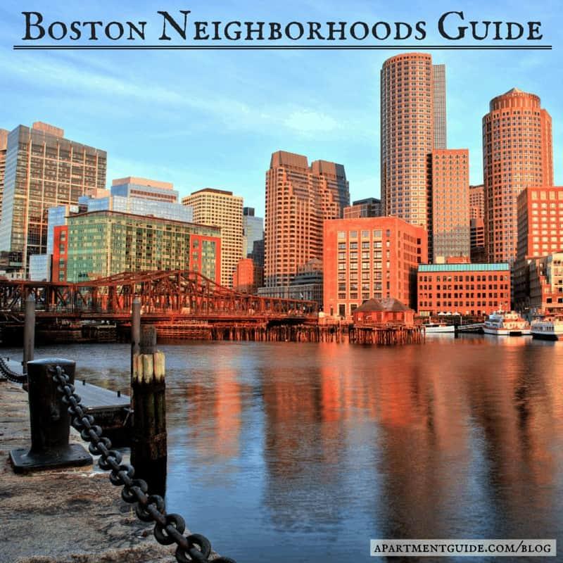 A Guide to Boston Neighborhoods