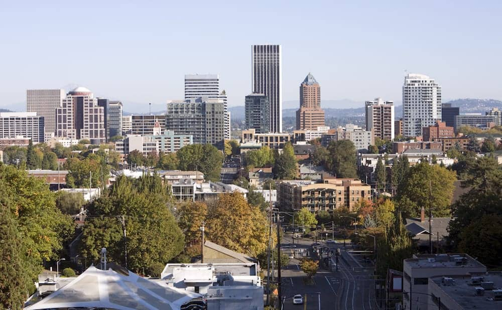 A Guide to Portland Neighborhoods - Lloyd District