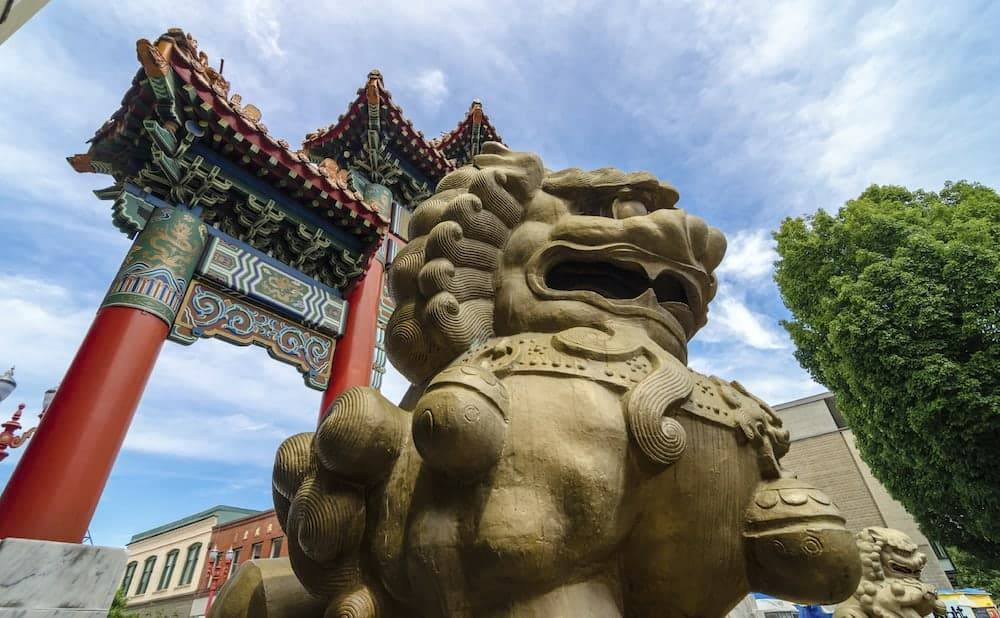 A Guide to Portland Neighborhoods - Old Town Chinatown