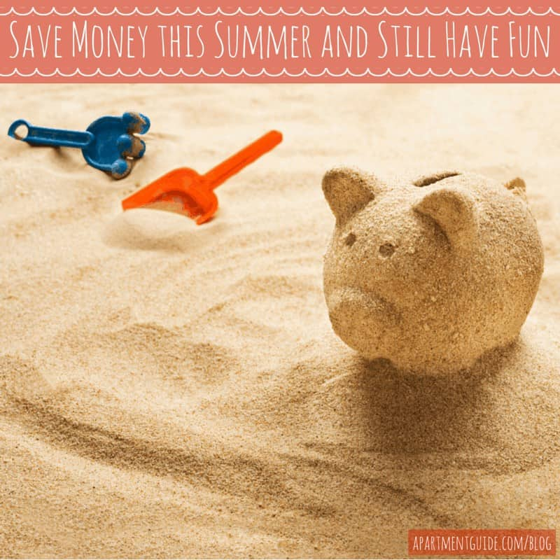 Save Money this Summer and Still Have Fun
