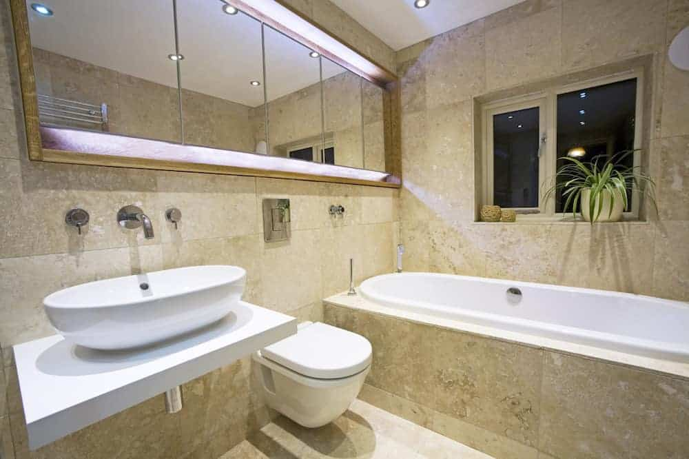 Shower Upgrades Renters Can Make ApartmentGuidecom - Putting a shower in a small bathroom