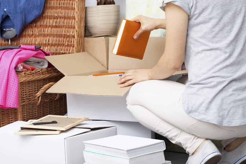 7 Tips for Moving on Short Notice - Begin Pre-Packing