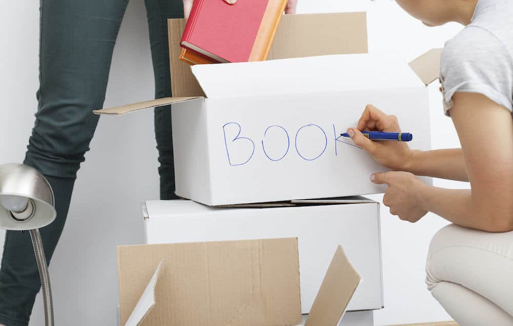 7 Tips for Moving on Short Notice - Label Boxes Smartly