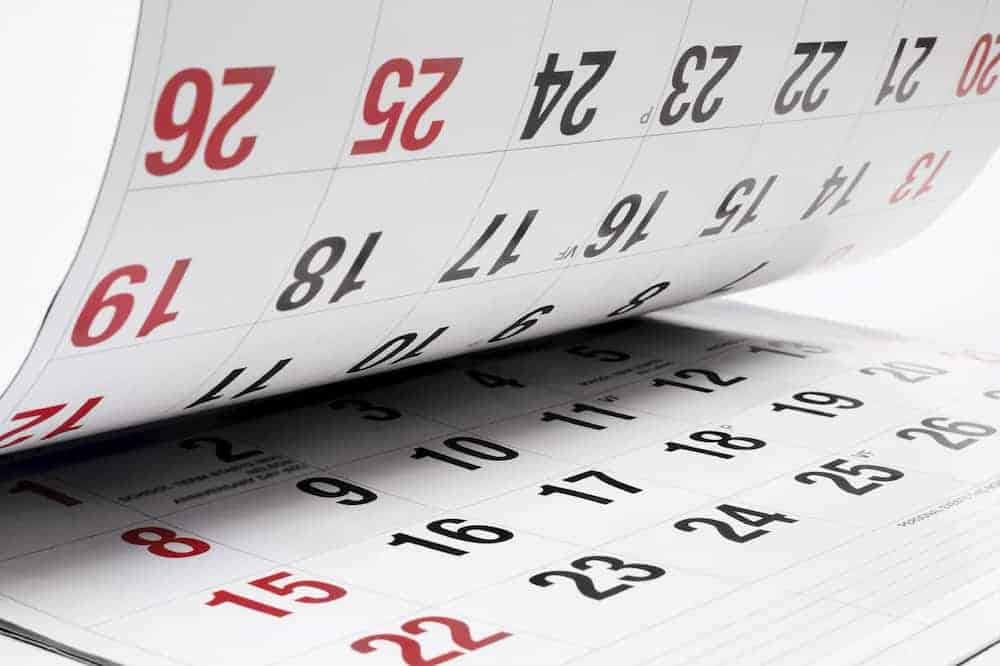 7 Tips for Moving on Short Notice - Set Your Own Deadlines