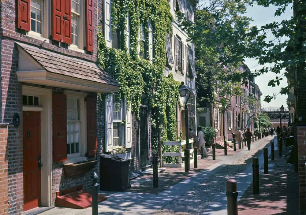A Guide to Philadelphia Neighborhoods - Queen Village