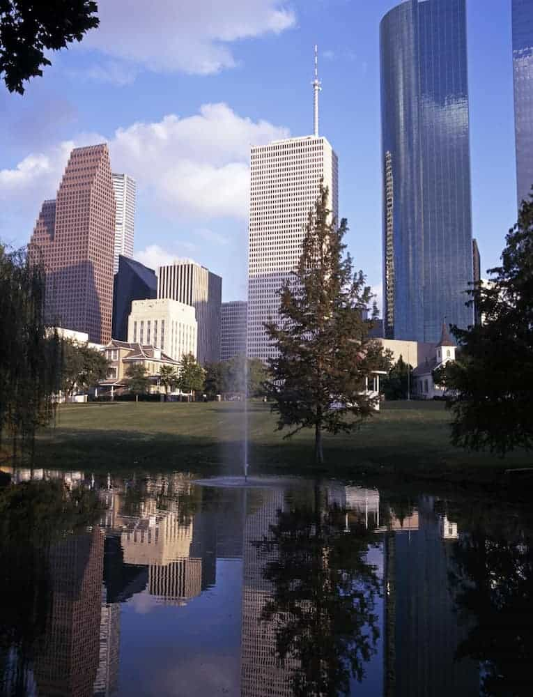 Moving to Houston What You Need to Know - Houston is Full of Parks