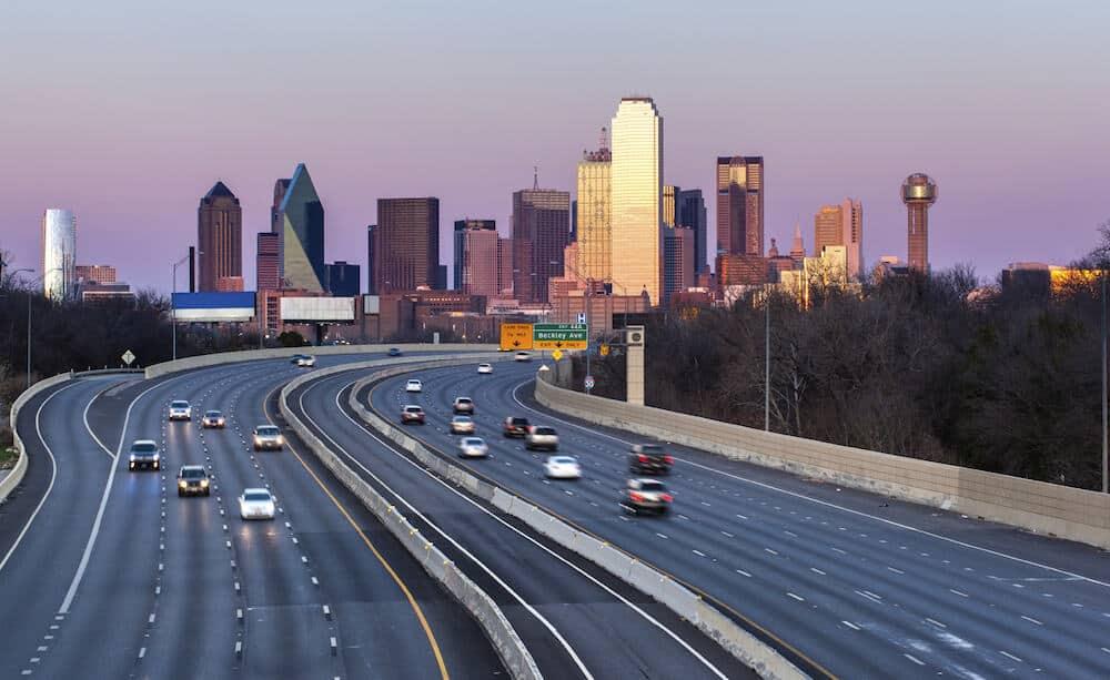 Visit Dallas A City Guide - You'll Probablt Need a Car