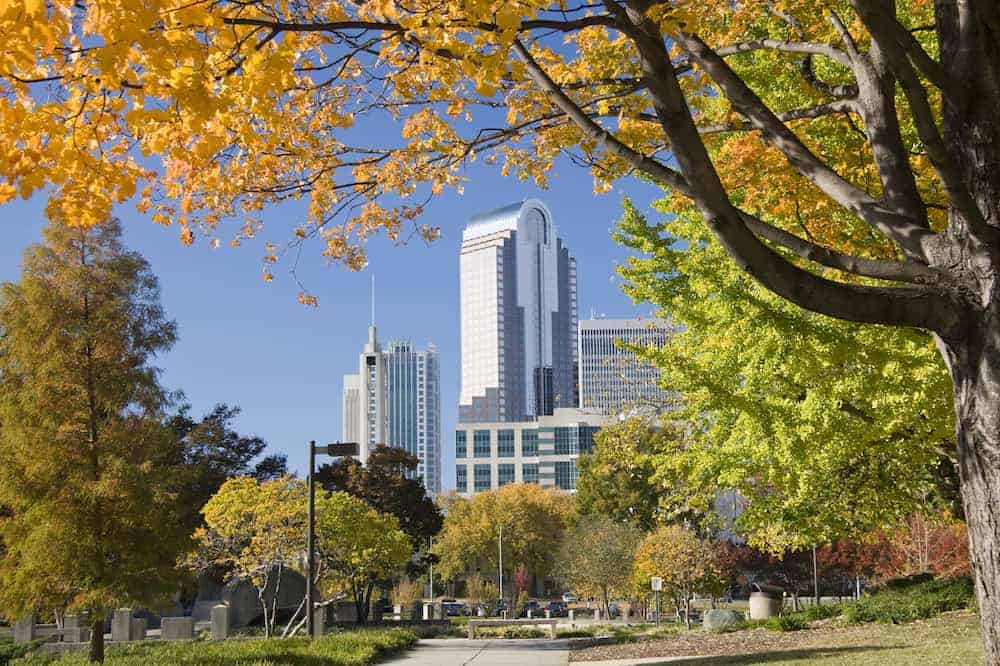Charlotte Neighborhoods A Guide - Center City