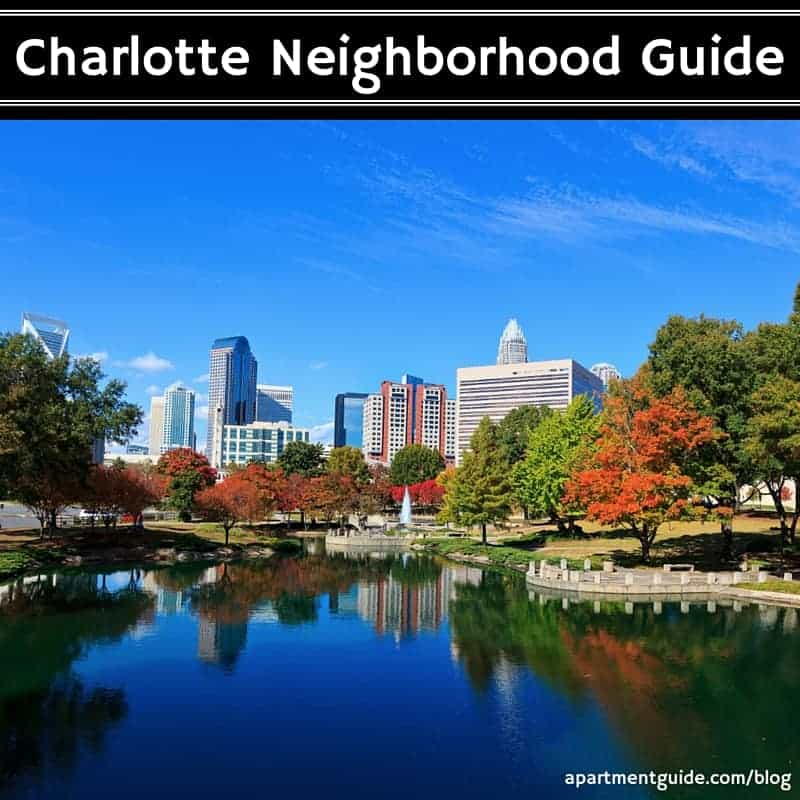 Apartguide: Charlotte Neighborhoods: A Guide