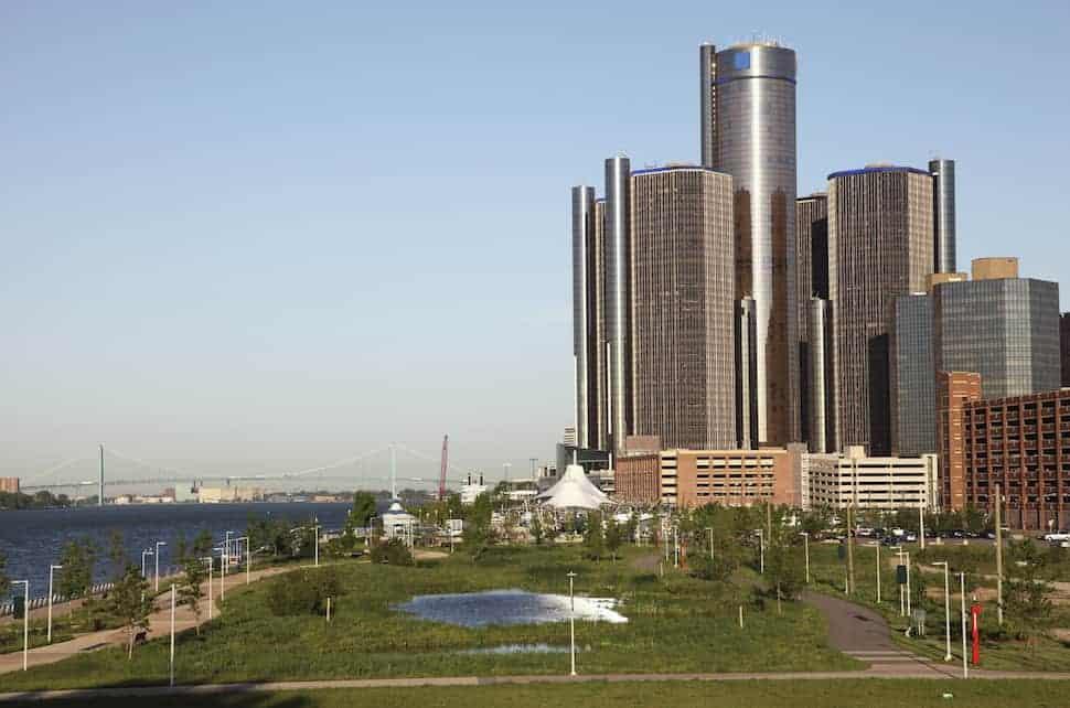 Detroit Neighborhoods A Guide - Downtown