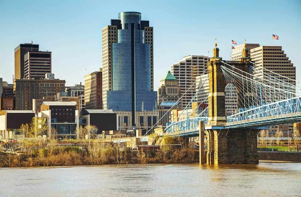 Cincinnati Neighborhoods A Guide Mount Adams