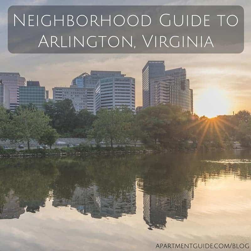 Apartmentguide Com Nj: Arlington, Virginia Neighborhoods: A Guide