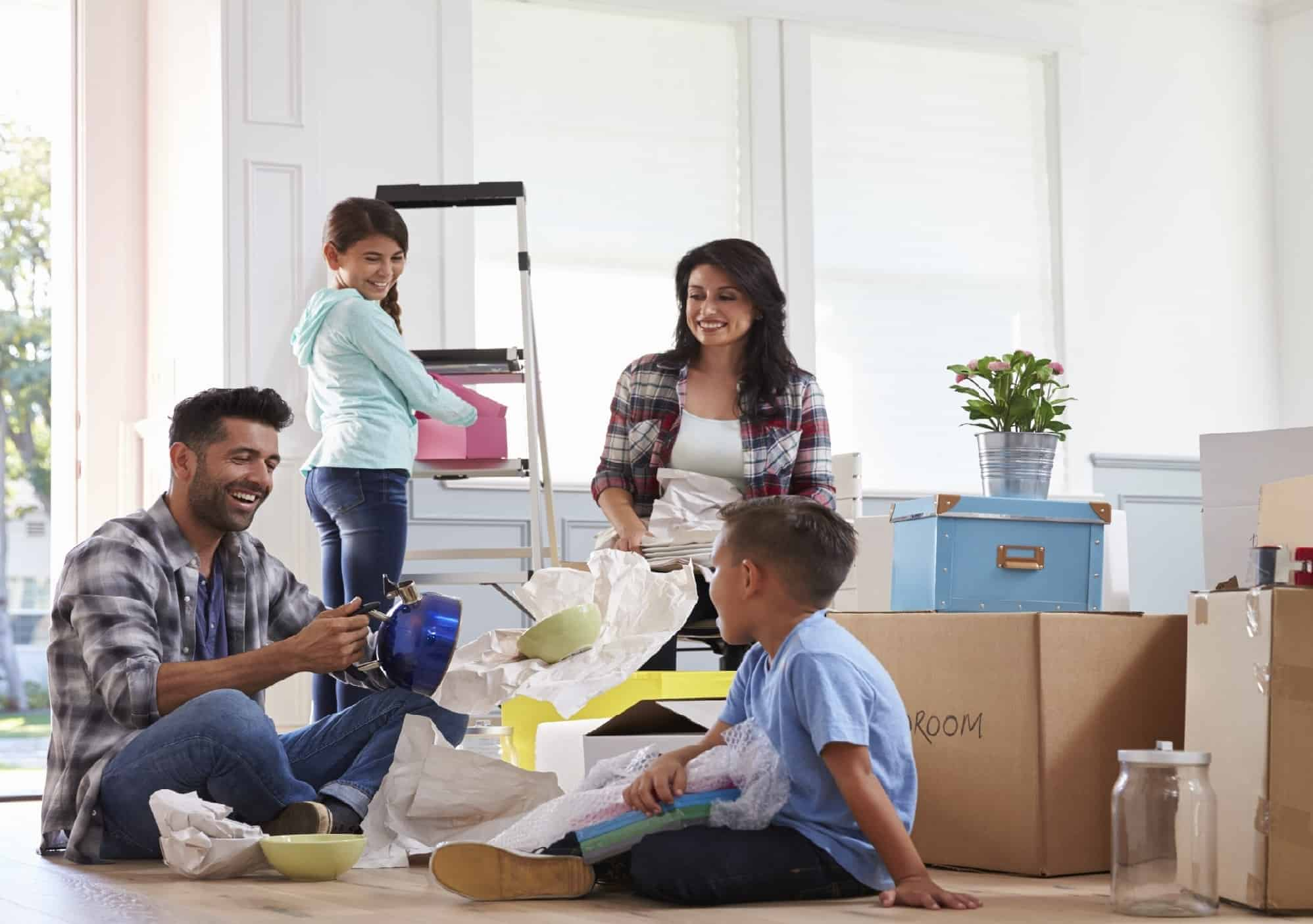 Family Moving Checklist
