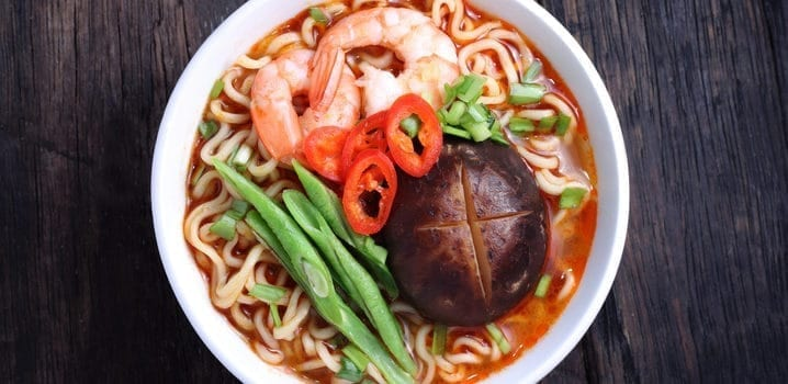 Ramen Noodle What To Eat