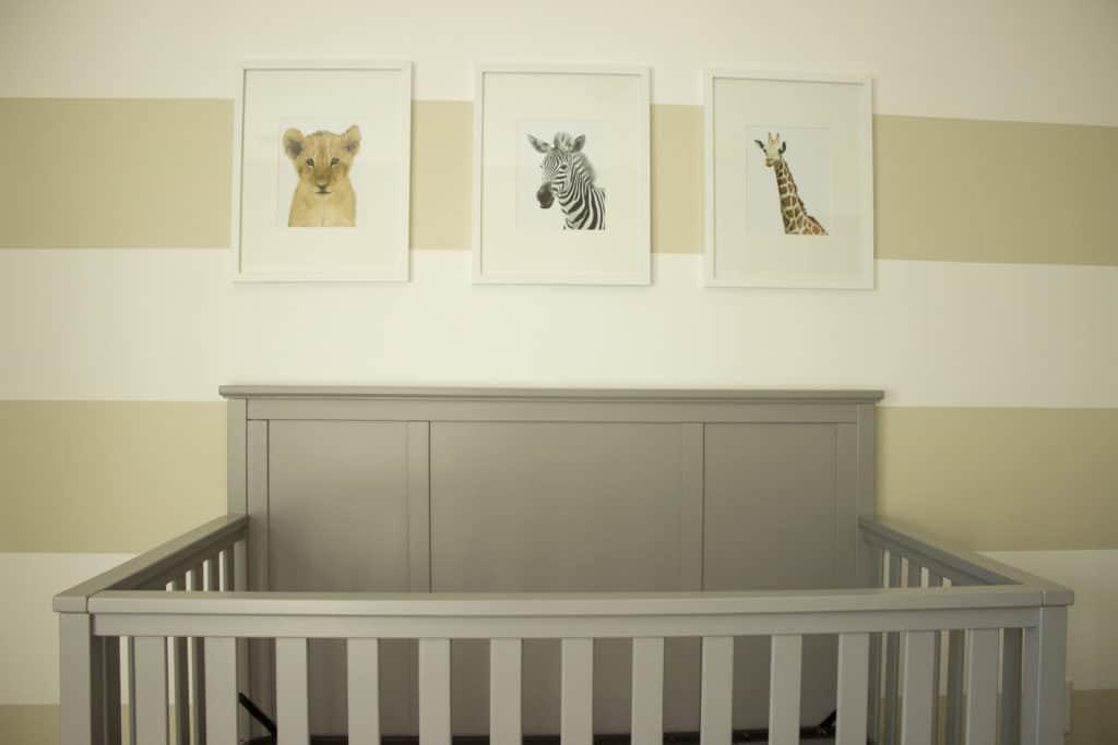 Budget Nursery Design 2