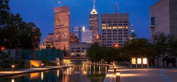 Let's Move to Indianapolis, IN