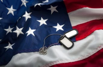 Top 10 US States for Veterans