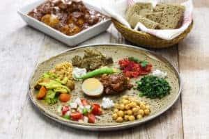 Ethiopian New Year Food