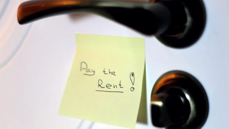Pay Your Rent On Time