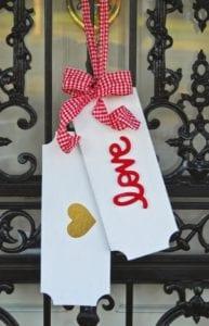 Valentine's Day Door Tags Image 2