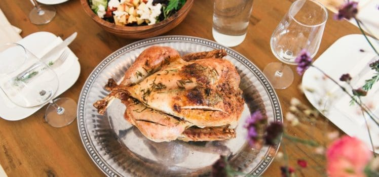 Thrifty Eating 1 Chicken 4 Meals Apartment Guide Blog