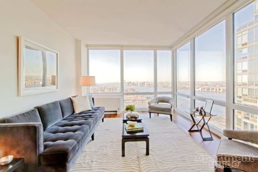 Tremendous Views Of The City Will Be Yours. Hudson River ...