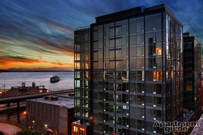 Views Are Huge From The Post Apartments In Seattle