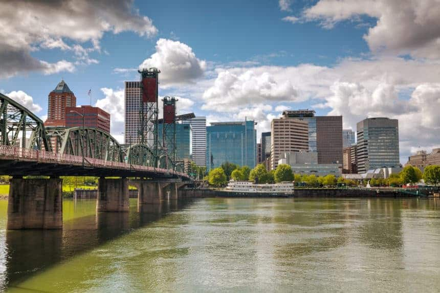 Portland for cycling