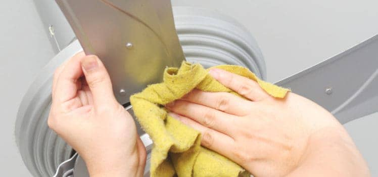 how to clean for a move out
