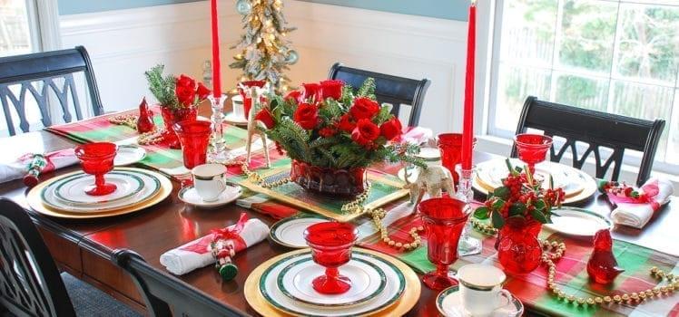 hosting Christmas