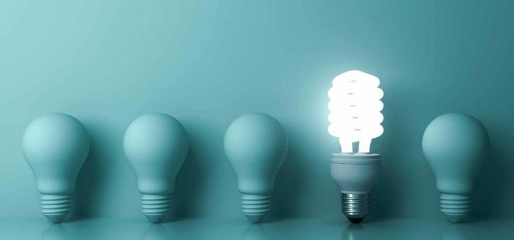 Save Money by Switching to Fluorescent Light Bulbs | ApartmentGuide.com