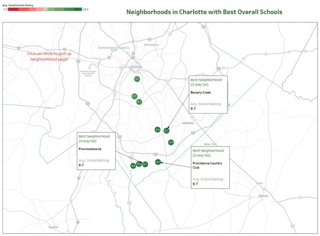 Where are the Cheapest Apartments Near the Best Schools in