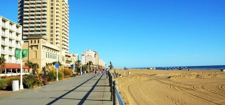 Average Rent Near Virginia Beach