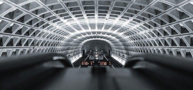 Commuting in Washington D.C.