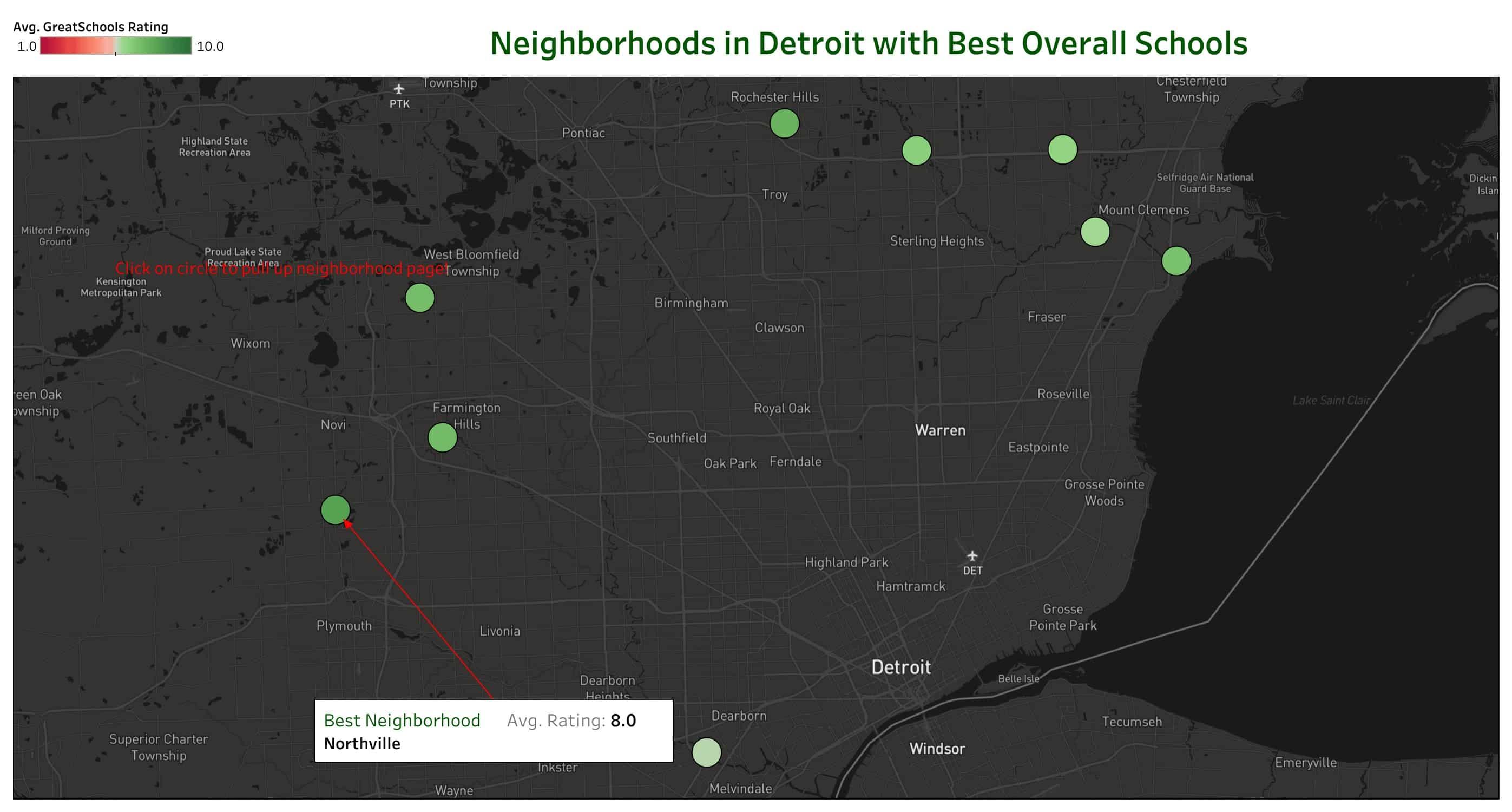 detroit top neighborhoods