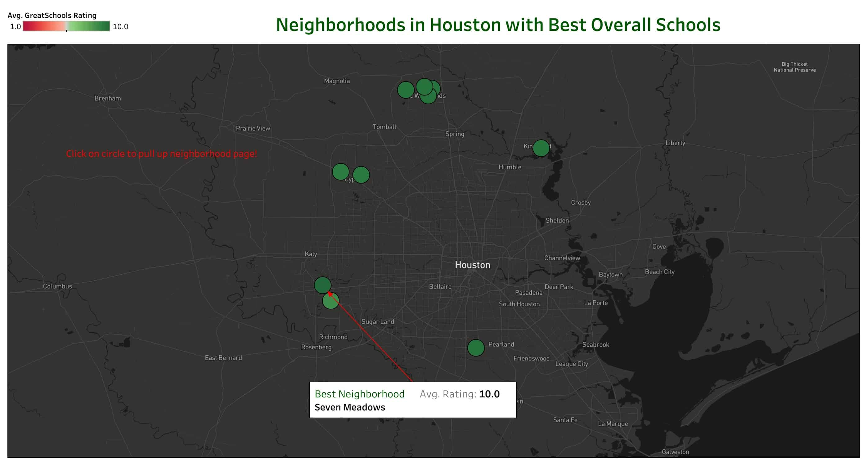 houston top neighborhoods best schools