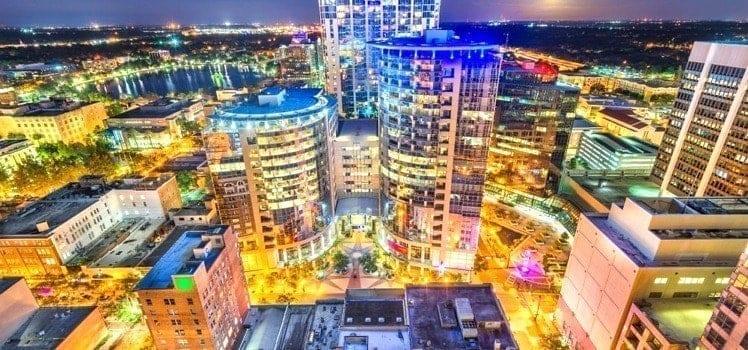 Orlando neighborhoods