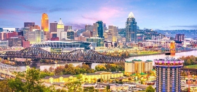 cincinnati most popular neighborhoods