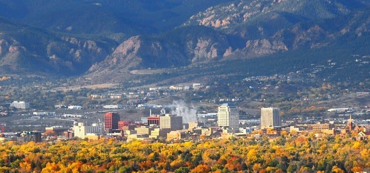 colorado springs most popular neighborhoods
