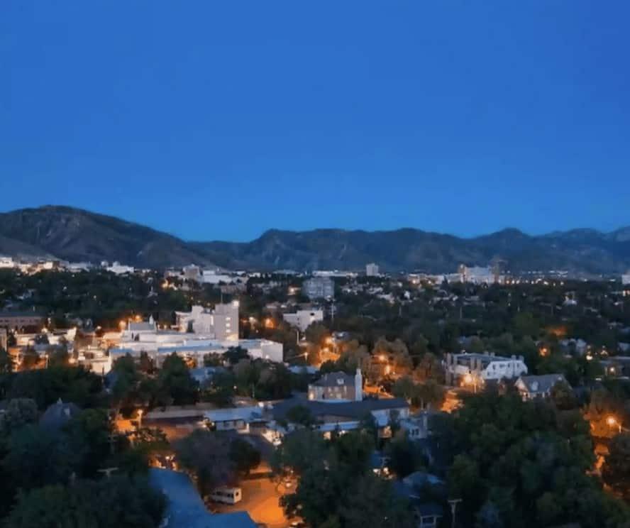 East Central neighborhood Salt Lake City