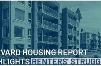 harvard housing report highlights renters' struggles