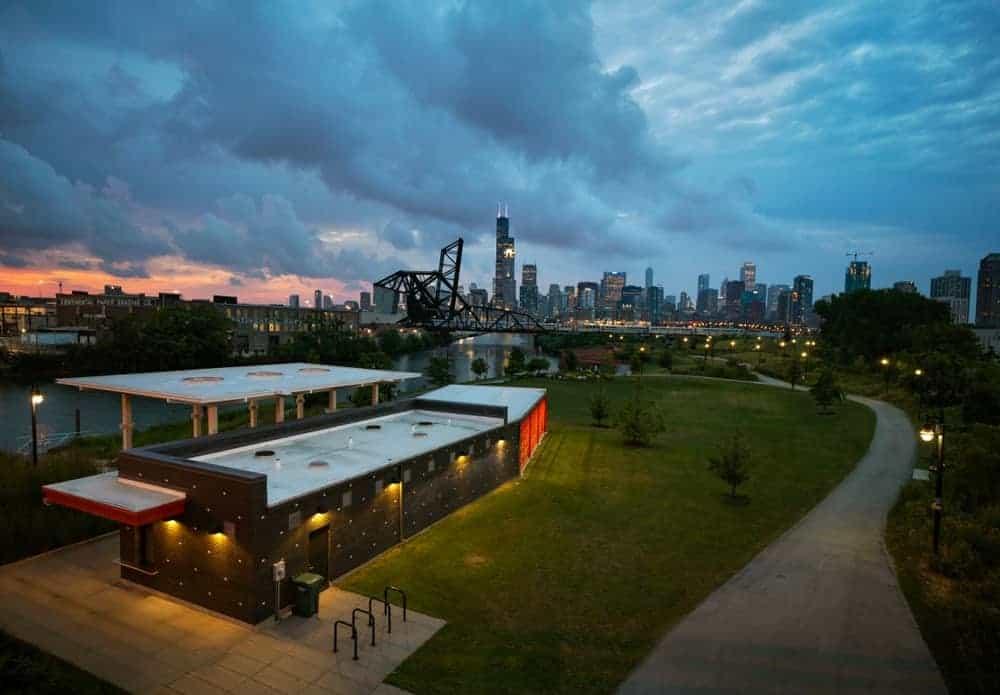 Ping Tom Memorial Park Chicago